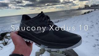 Saucony Xodus 10 Initial Run Impressions Review, Shoe Details, and Comparisons