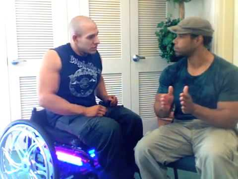 LevroneReport.com • Interview With Nick Scott,  A True Hero