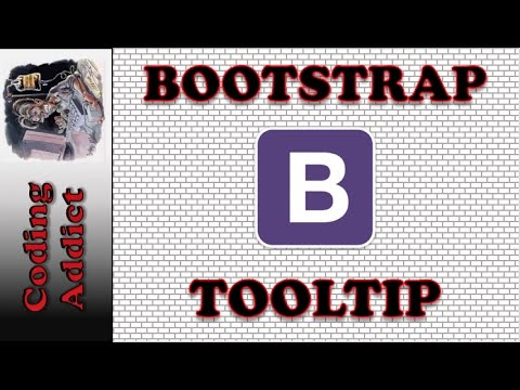 Bootstrap Tutorial for Beginners - Bootstrap Tooltip