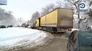 В Пензенской области продолжается борьба с последствиями снегопада