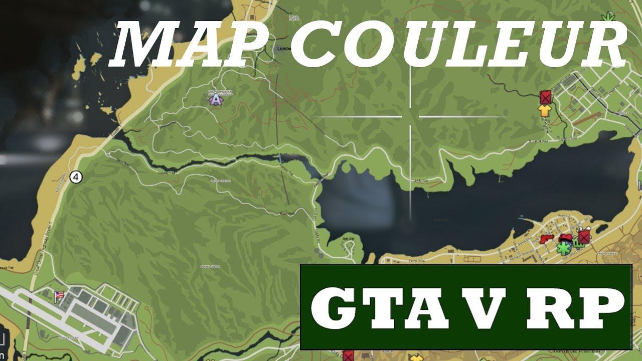 [Tuto-FR] INSTALLER MAP EN COULEUR SUR FIVEM / GTA RP avec GOOGLE MAP !