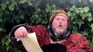 Greensleeves Rewritten   King Henry VIII & Anne Boleyn   Funny song