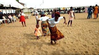 Na wao o...  Igala people in Kogi showcase their dancing steps.