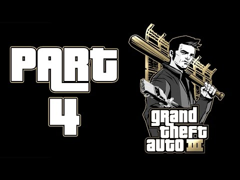 """Grand Theft Auto 3 - Let's Play - Part 4 - """"The Fish Is On Fire!"""""""