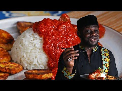 Nigerian Beef Stew