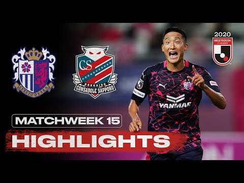 C-Osaka Sapporo Goals And Highlights