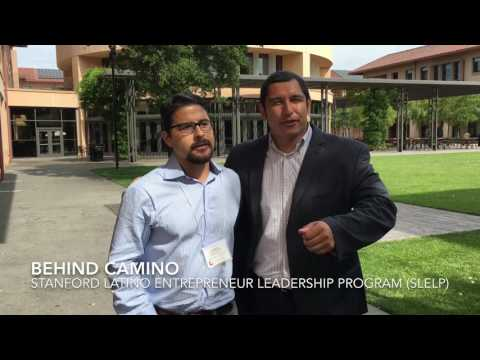 Stanford Helps Latino Small Businesses - Behind Camino