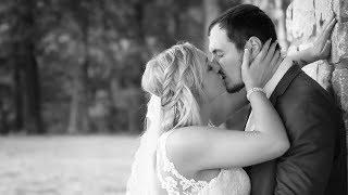 Beautiful Rainy Day: Chelsey & Matt {Indiana Wedding Video}