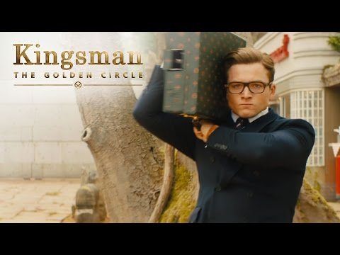 First Kingsman 2 Footage Shows a Lot in Just 10 Seconds