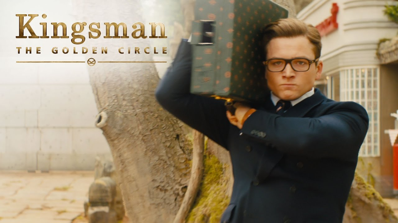 High-Speed 'Kingsman: The Golden Circle' First Look Teaser Released