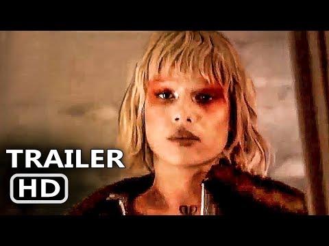 VIENA AND THE FANTOMES Official Trailer (2020) Zoe Kravitz, Dakota Fanning Movie HD