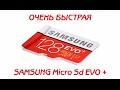SAMSUNG Micro SD 64GB EVO+ SDXC UHS-1 c AliExpress!