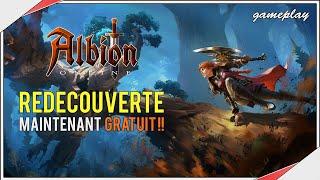 Albion Online | (Re)découverte : Arrivé à Steppe Cross - Maintenant GRATUIT !!!