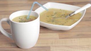 Adelgaza rápido y sano con esta sopa quemagrasa 100% efectiva