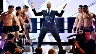 Awkward Magic Mike 2 Striptease Opening at Critics' Choice Movie Awards