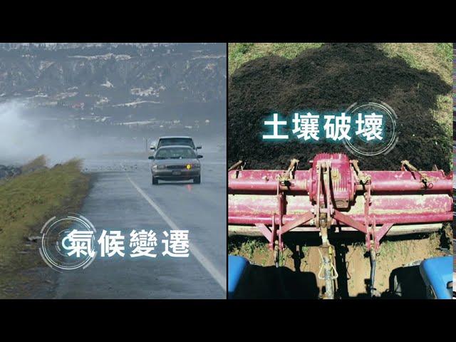 怎麼用無人機監控農田?有機廢棄物如何化為肥料?帶你了解台灣如何將農業科技行銷至全世界:《台灣無比精采:農業科技》