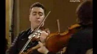 Mozart: Violino & Viola - Sinfonia Concertante - Vengerov & Bashmet - 2nd Movt.Part 1