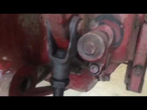 Farmall H Clutch Diagram | Repair Manual