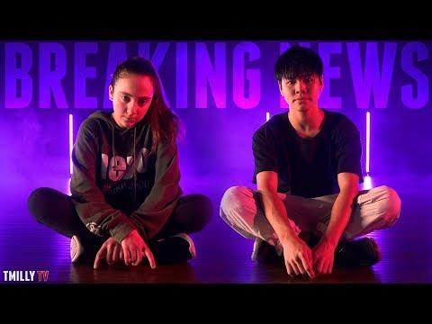 Louis The Child, RAYE - Breaking News - Choreography by Jake Kodish - ft everyone