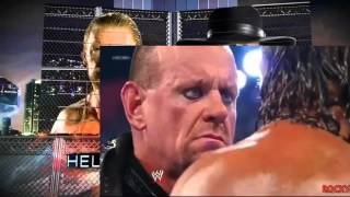 El Undertaker vs Triple H Fin De La ERA WRESTLEMANIA 28