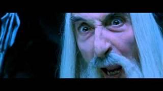 Baixar *Istari Duel* Gandalf the Grey vs Saruman the White- Fellowship of the Ring (2001) Clip
