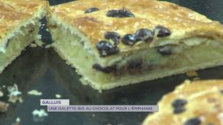 Yvelines | Epiphanie : une galette bio au chocolat à Galluis