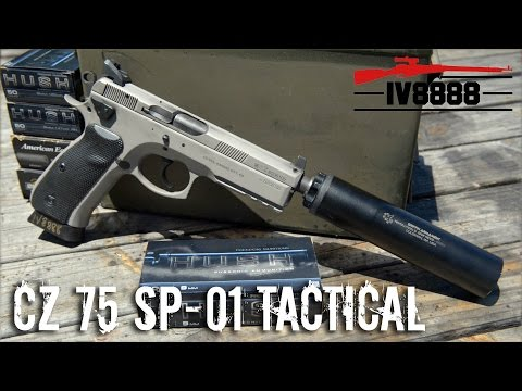 CZ 75 SP-01 Tactical Urban Grey