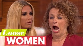 Loose Women On Rowing In Public With Their Partner | Loose Women