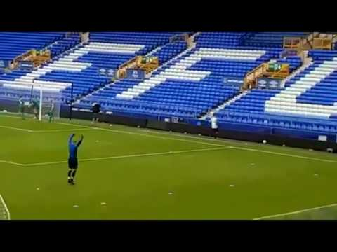 A few videos from BT pub cup at Goodison Park