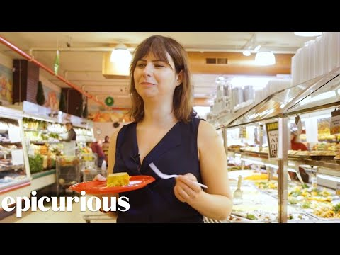How to Shop at a Russian Supermarket  | Lost in the Supermarket | Epicurious
