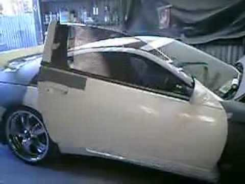 Nissan 300zx Automatic Lambo Doors By Instyle Auto Youtube