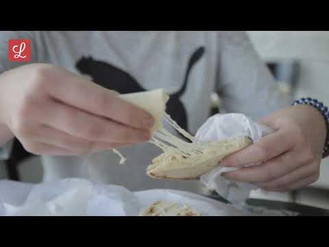 The Best Cheese Manakish in Dubai