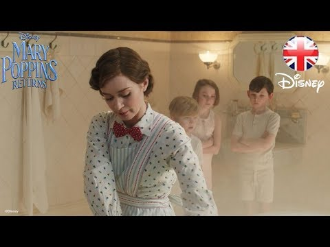 MARY POPPINS RETURNS | Can You Imagine That Clip Emily Blunt Lin-Manuel Miranda | Official Disney UK Mp3