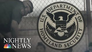 DHS Lays Groundwork To Transport Migrants By Plane To Various U.S. Cities | NBC Nightly News