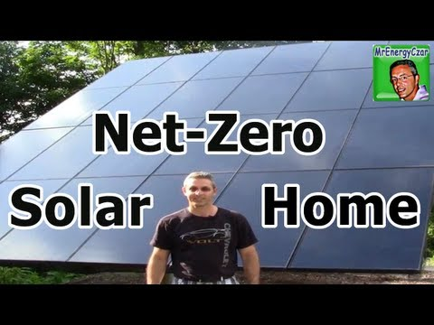 Solar Panels – Netzero Solar Home