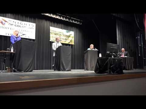 Lynn Jenkins - Chris Clemmons - Margie Wakefield Congressional Debate in Kansas CD-02