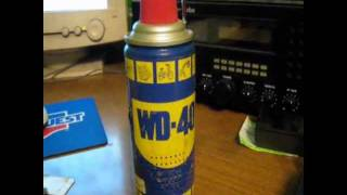 The official wd 40 fan club for Wd 40 fish oil