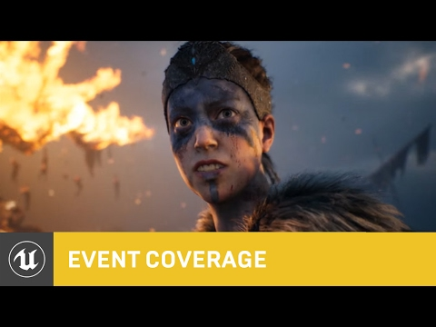 A Real-Time Rendered Future: McLaren, NASA, Disney | GDC 2016 Event Coverage | Unreal Engine