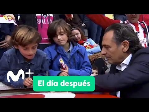 El Día Después (17/10/2016): El debut de Cesare Prandelli