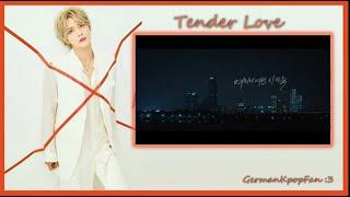 [ROM / ENG & GER SUB] KIM JAEJOONG (김재중) - TENDER LOVE (여리디여린 사랑을)
