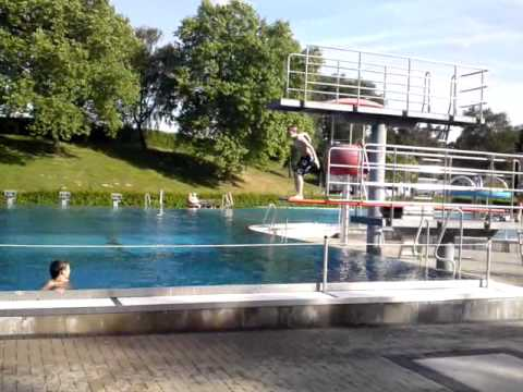Freibad Merkstein & Kranke Part2 :D - YouTube