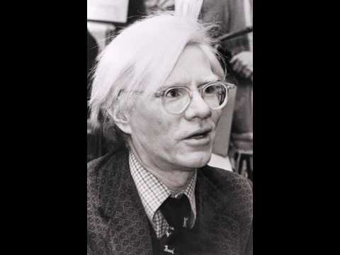 Andy Warhol: BBC Radio 4 Interview (March 17th 1981)