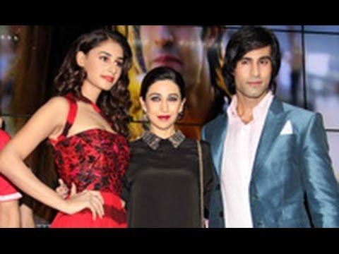 Karisma Kapoor Launches 'Karle Pyaar Karle' Music | Mahesh Bhatt, Mukesh Bhatt