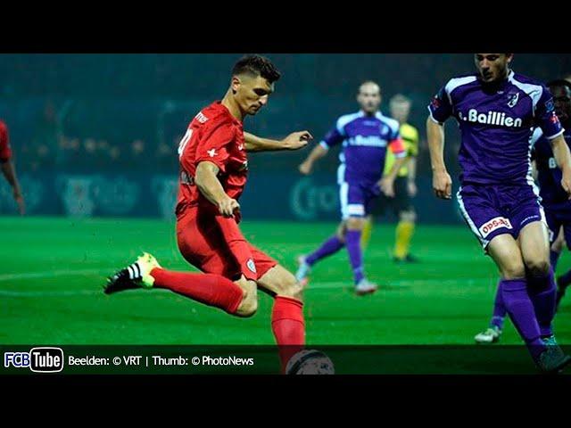 2015-2016 - Croky Cup - 01. 16de Finale - Patro Eisden - Club Brugge 0-4