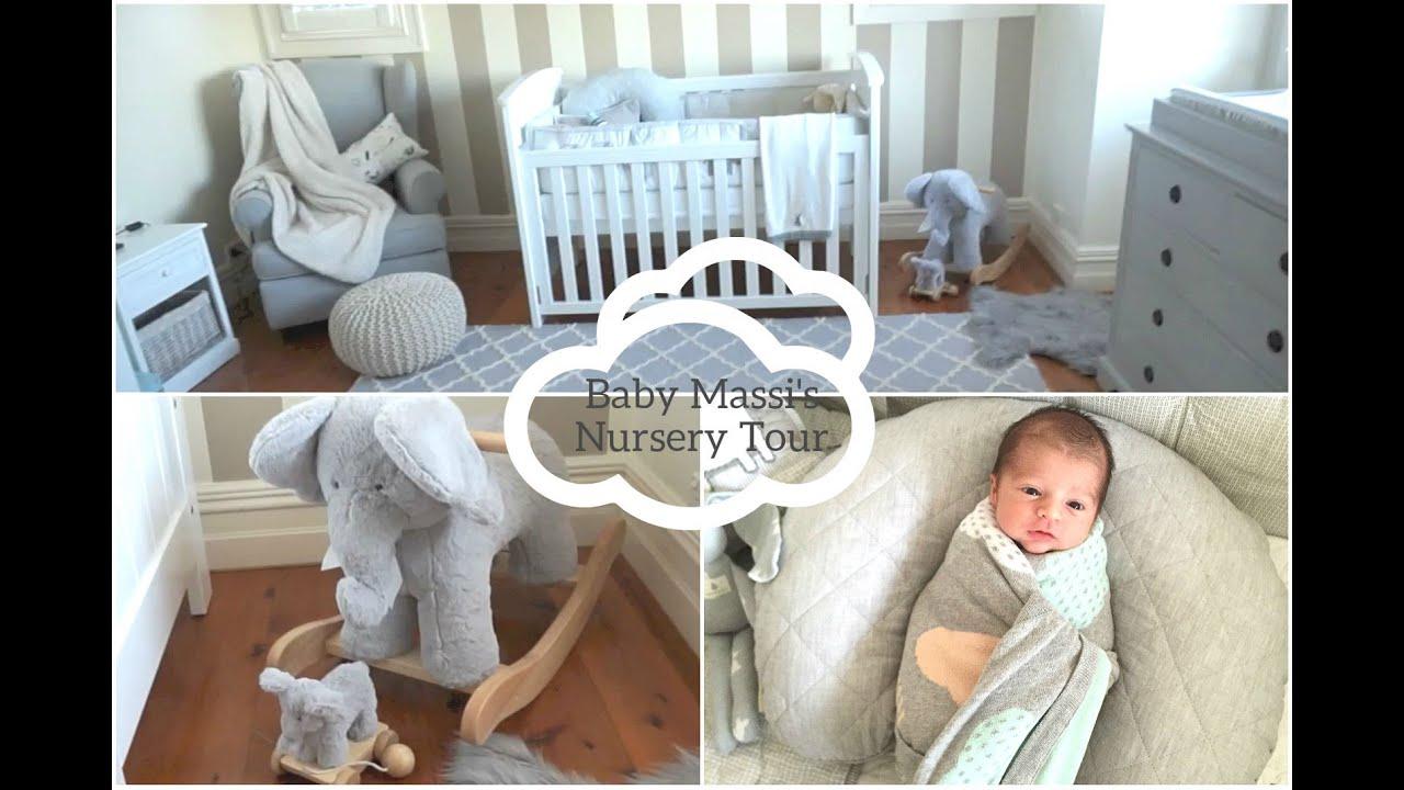 My Baby Boy S Nursery Tour 2016 You
