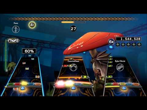 Ride The Lightning by Metallica Full Band Full Combo Rock Band 4