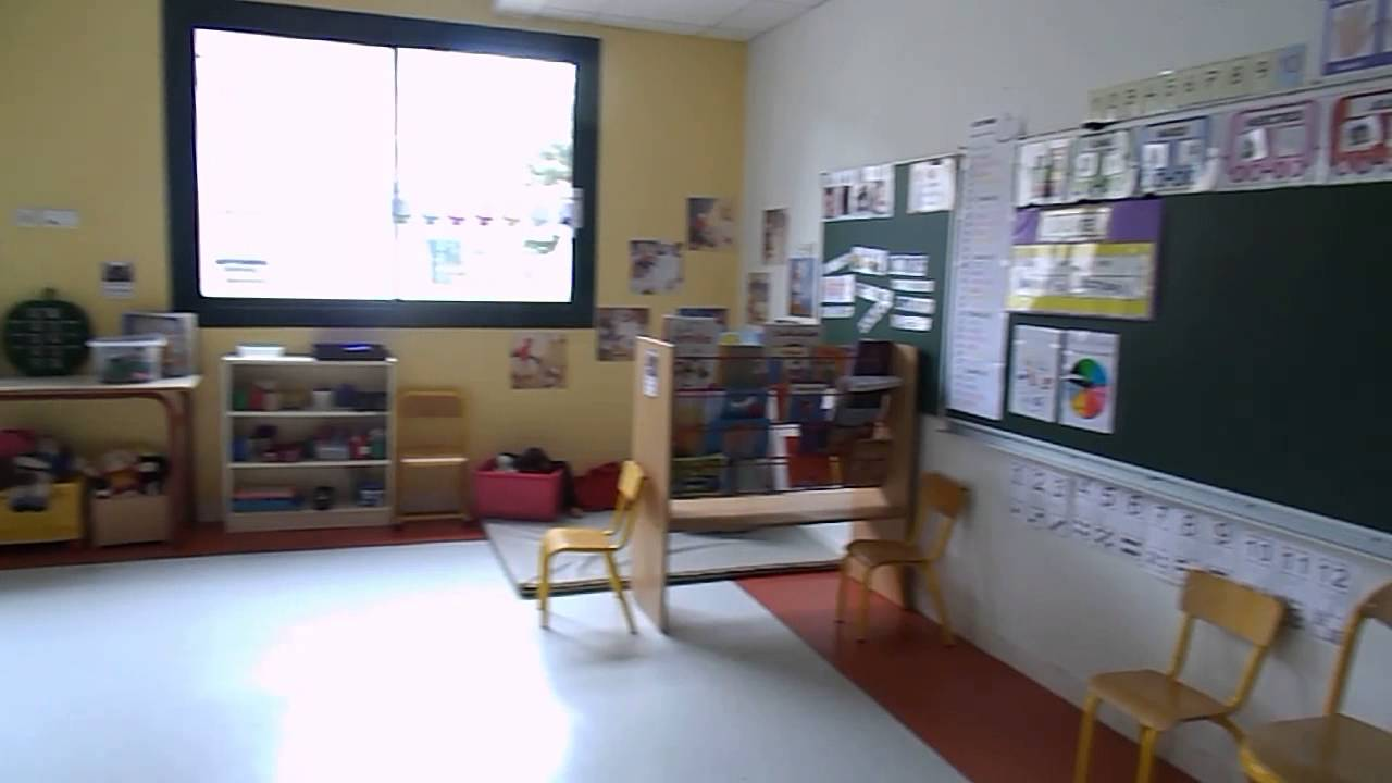 Am nagement possible dans une cole maternelle youtube - Amenagement classe maternelle ...