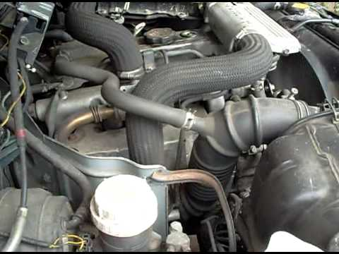 mitsubishi pajero 2 8 engine 1 youtube rh youtube com Mitsubishi 4M40 Turbo Engine Mitsubishi Pajero Sport