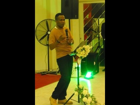 Evangelist Keji Hamilton @ Alight House,From Fela Anikulapo's Shrine to the Pulpit-Grace Unlimited