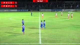 8 Besar DU 2014: PSCS Cilacap 2-1 Pusamania Borneo